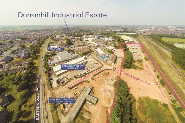 Thumbnail Land for sale in Locke Road, Carlisle