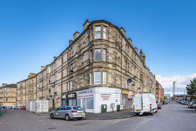 Thumbnail Flat for sale in 1/4, 11, Harley Street, Glasgow G511Ah