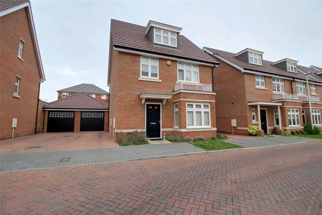 Thumbnail Detached house for sale in Tutor Crescent, Earley, Reading, Berkshire