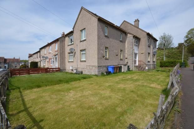 1 bed flat for sale in Mill Crescent, Newmilns