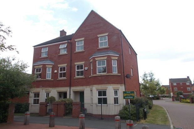 Thumbnail Semi-detached house to rent in Alamein Way, Lichfield