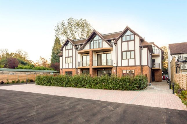 Thumbnail Flat for sale in Marden Manor, 1 The Crescent, Station Road, Woldingham