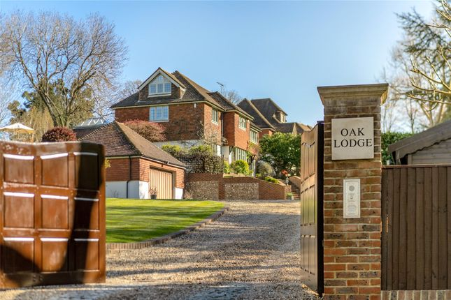 Thumbnail Detached house for sale in How Lane, Chipstead, Coulsdon, Surrey