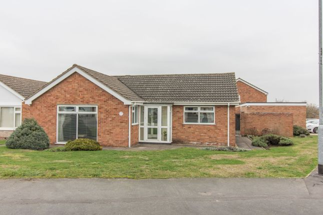 Thumbnail Detached bungalow for sale in Whinham Avenue, Broughton Astley