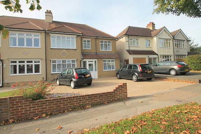 Thumbnail Semi-detached house to rent in Whitethorn Avenue, Coulsdon