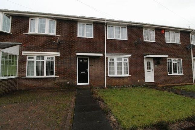Thumbnail Terraced house to rent in Chester Grove, Blyth
