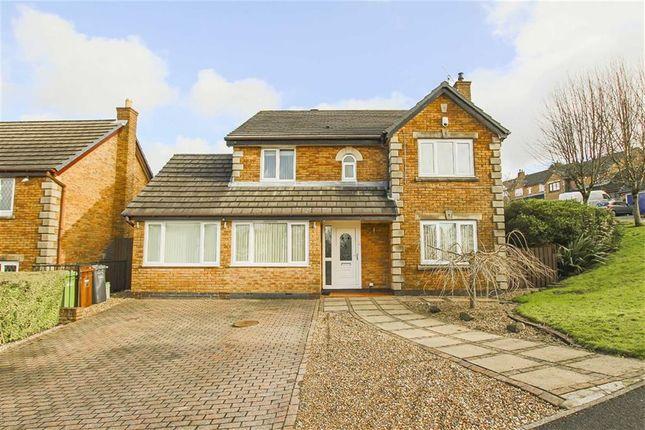 Thumbnail Detached house for sale in Hillsborough Avenue, Brierfield, Nelson
