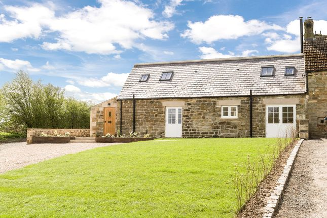 Thumbnail Barn conversion for sale in The Byre, Low Horton Grange, Green Lane, Blagdon, Newcastle Upon Tyne