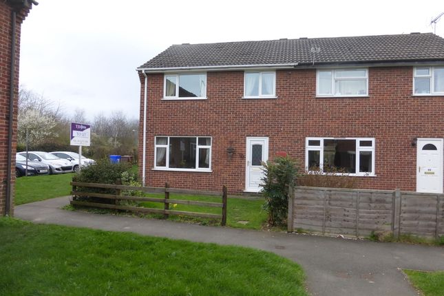 Thumbnail Semi-detached house to rent in Wallis Close, Draycott, Derby