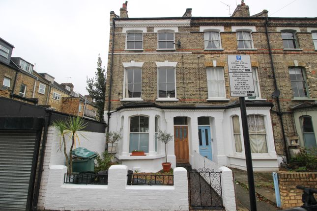 Thumbnail End terrace house for sale in Pakeman Street, London