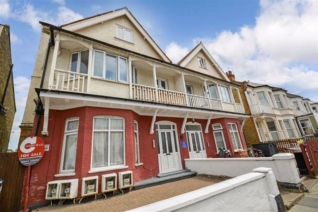 Thumbnail Block of flats for sale in Surrey Road, Margate, Kent
