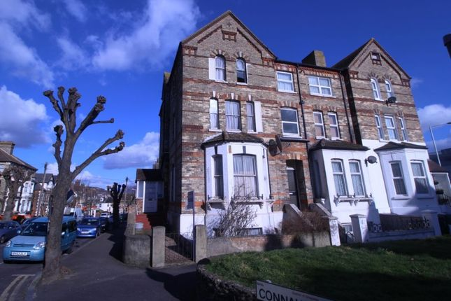 Thumbnail Semi-detached house for sale in Cheriton Road, Folkestone