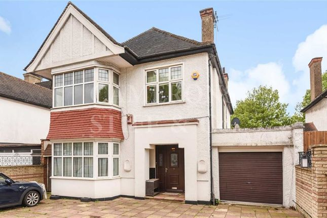 Thumbnail Detached house for sale in The Avenue, Queens Park, London