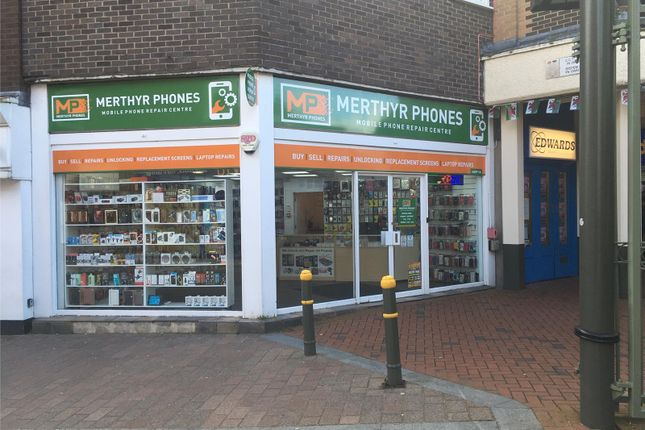 Thumbnail Retail premises to let in New Market Walk, St. Tydfil Square Shopping Centre, Merthyr Tydfil