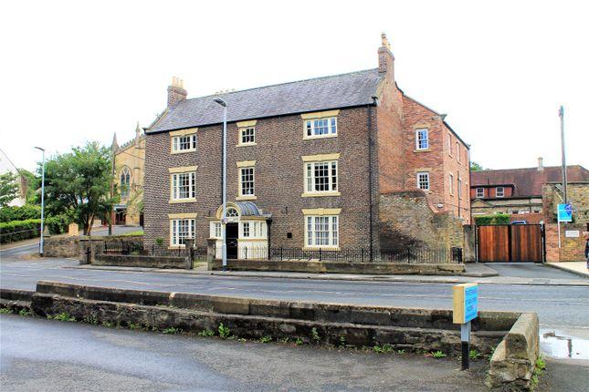 Thumbnail Flat for sale in Burnbrae, Hexham, Northumberland