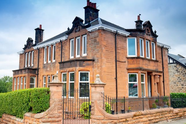 Thumbnail Detached house for sale in Garbrook, Blair Road, Blairhill, Coatbridge