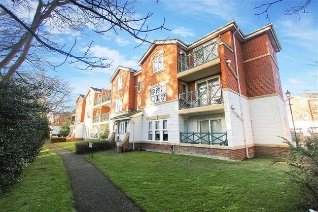 Thumbnail Flat to rent in Belvedere Gardens, Benton, Newcastle Upon Tyne
