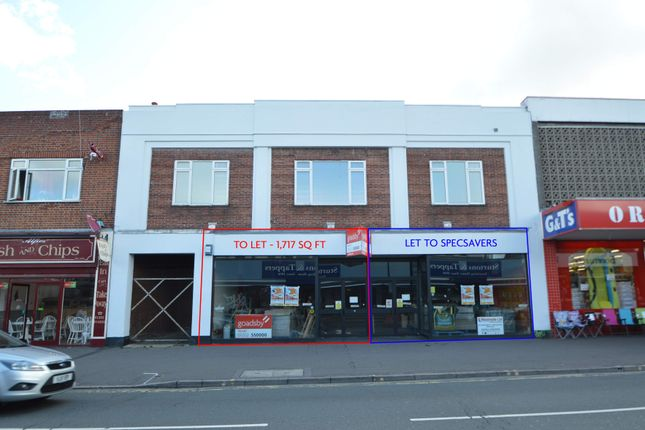 Thumbnail Retail premises to let in 411A Wimborne Road, Bournemouth