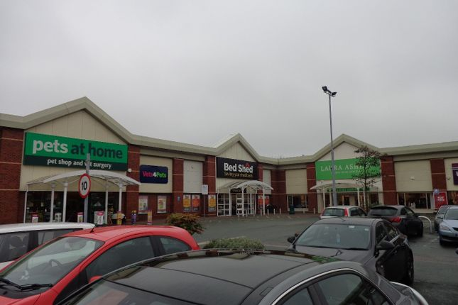 Thumbnail Retail premises to let in Riverside Retail Park, Warrington