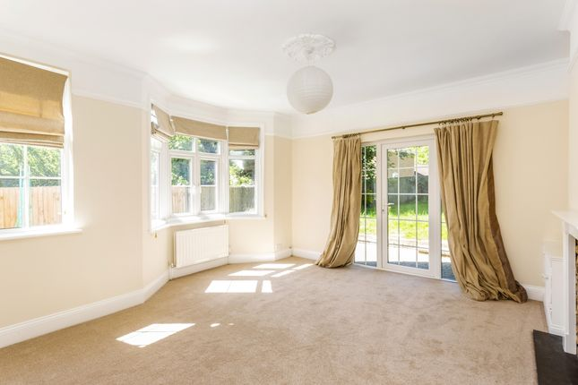 Thumbnail Detached house to rent in Wray Park Road, Reigate