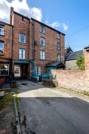 Rear Of Property of 25 Short Bridge Street, Llanidloes SY18
