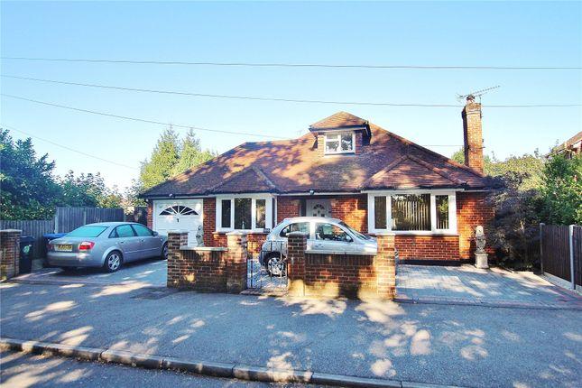 Thumbnail Detached bungalow for sale in Knaphill, Woking, Surrey