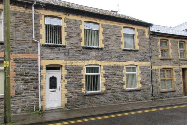 Thumbnail Terraced house for sale in 61 Duffryn Terrace, New Tredegar