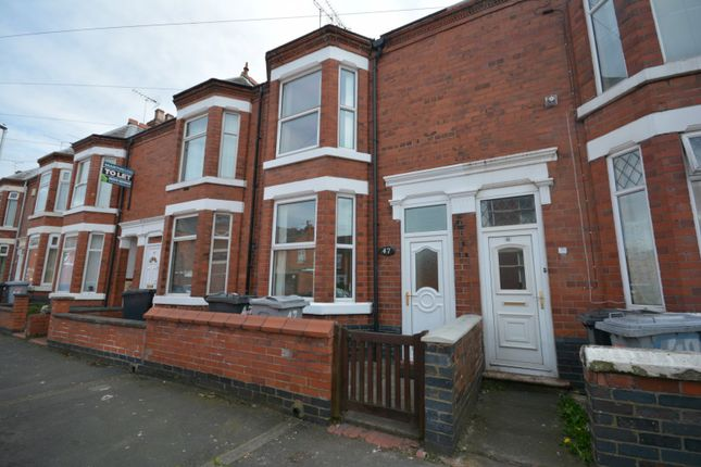 Terraced house to rent in Madeley Street, Crewe