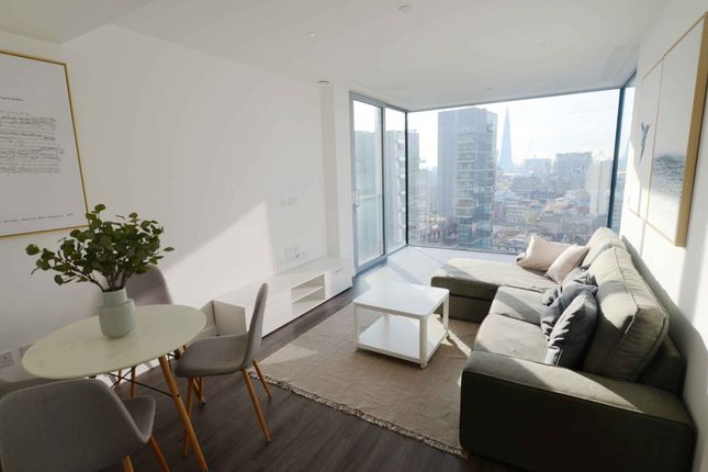 Thumbnail Flat to rent in Meranti House, Goodmans Field, Aldgate East