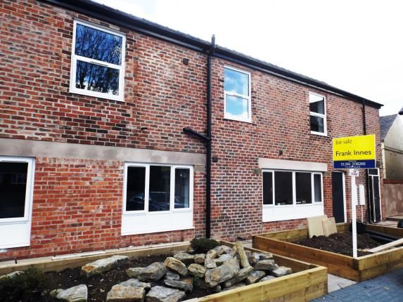 Thumbnail Flat for sale in Arcam House, Draycott Road, North Wingfield, Chesterfield
