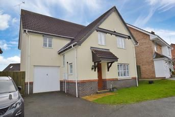 Thumbnail Property for sale in Calford Drive, Haverhill
