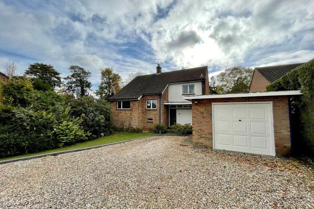 Thumbnail Detached house for sale in Sheppard Road, Basingstoke