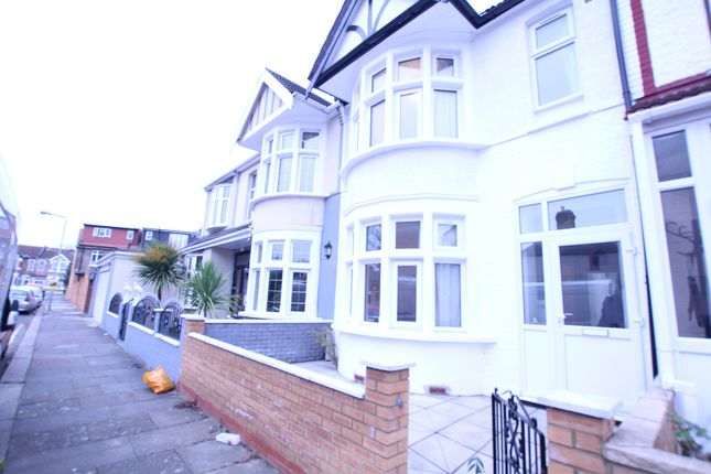 Thumbnail Terraced house to rent in Dunedin Road, Ilford, London
