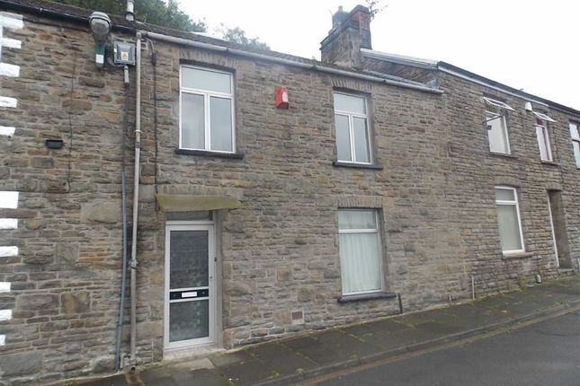 Thumbnail Terraced house to rent in Graig Terrace, Graig, Pontypridd