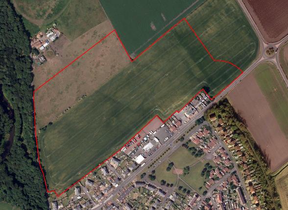Thumbnail Land for sale in Whitecraig, East Lothian