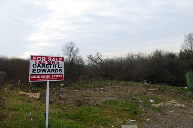 Thumbnail Land for sale in Building Plots Cwm Coed, Bettws, Bridgend.