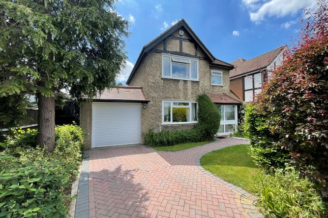 Thumbnail Detached house for sale in Fairfield Road, Petts Wood, Orpington