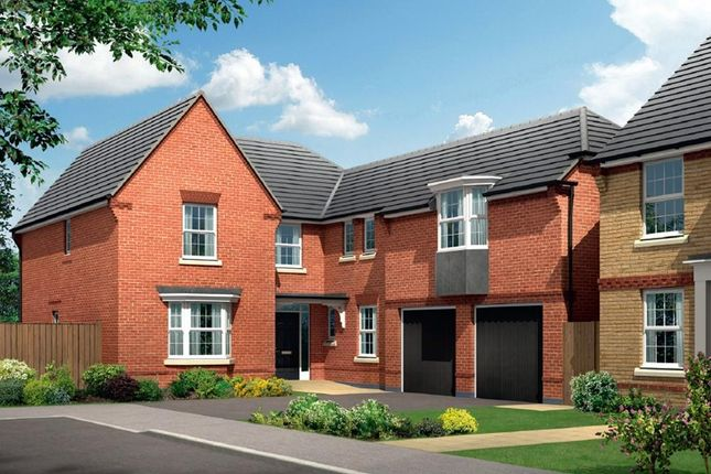"""Thumbnail Detached house for sale in """"Arbury"""" at Craneshaugh Close, Hexham"""