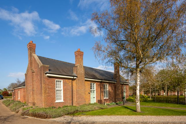 Thumbnail Bungalow for sale in The Parade, Caversfield, Bicester