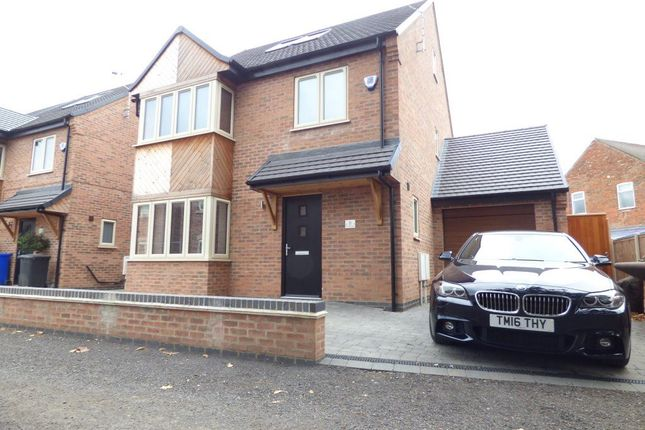 Thumbnail Detached house to rent in Cornwall Drive, Long Eaton, Nottingham