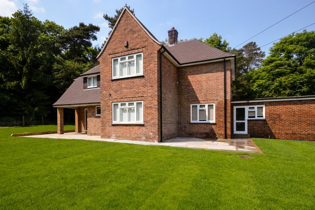 Thumbnail Detached house to rent in Church Lane, Coldwaltham