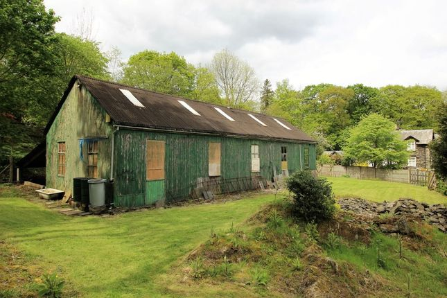 Thumbnail Land for sale in Plot Of Land/Boat House, Lakeside, Ulverston