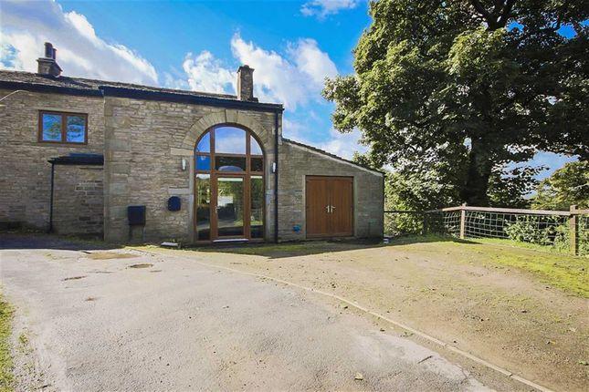 Thumbnail Farmhouse for sale in Woodhouse Lane, Norden, Lancashire