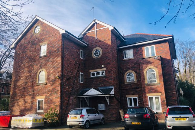 3 bed flat to rent in Brunswick Road, Withington, Manchester M20