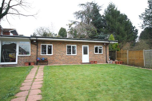 Thumbnail Bungalow to rent in Bridge Road, Bagshot, Surrey