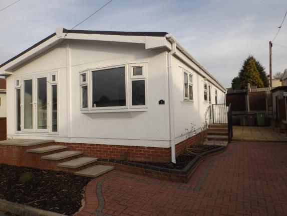 Thumbnail Bungalow for sale in Willow Square, Sunningdale Park, New Tupton, Chesterfield