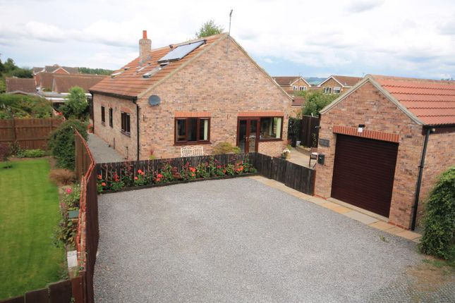 Thumbnail Detached bungalow for sale in Stockton Road, Thirsk
