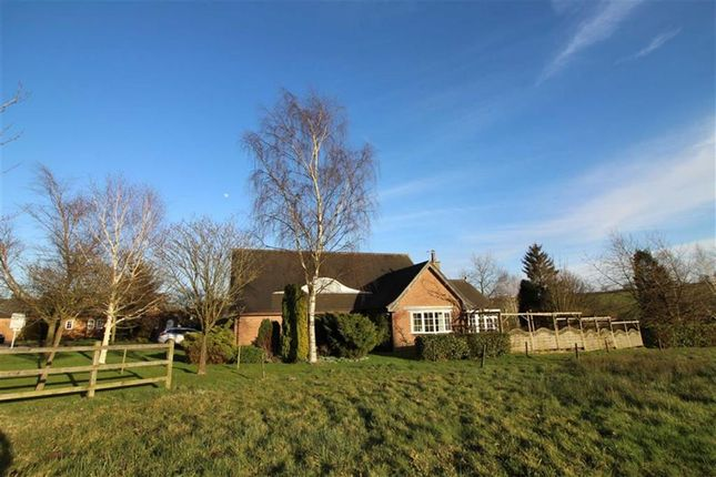 Thumbnail Detached bungalow for sale in Abells, Denby Village, Ripley, Derbyshire