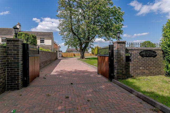 Thumbnail Detached house for sale in Lynn Lane Farm, Shenstone, Lichfield