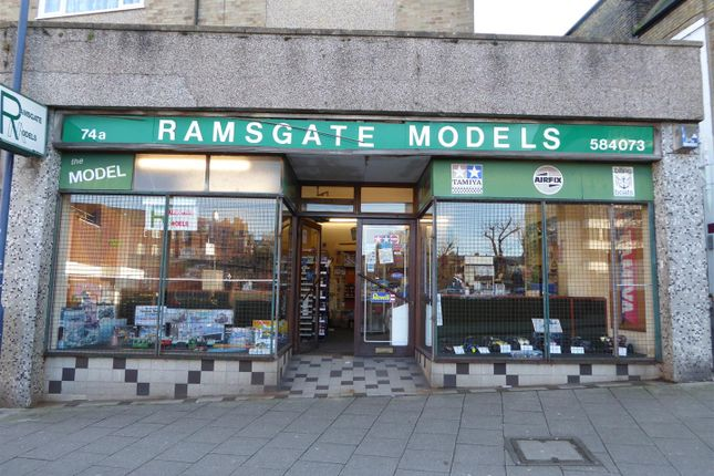 Commercial property for sale in Queen Street, Ramsgate